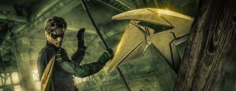 Serie DC Titans - Robin