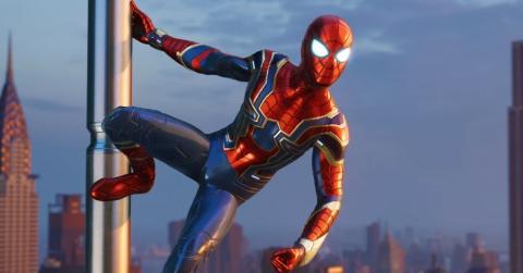 Spider-Man Ps4 - Iron Spider