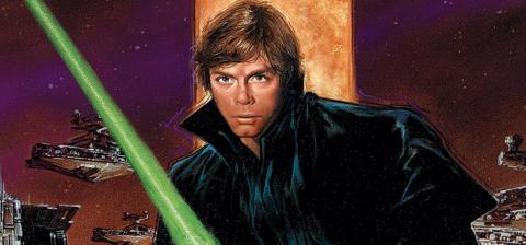 Star Wars - Cómo evolucionó Luke Skywalker en el viejo canon