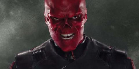 Capitán América - Cráneo Rojo