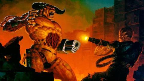 Doom 2 Battle royale