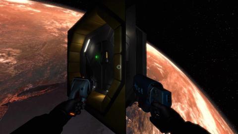 Downward Spiral Horus Station 7