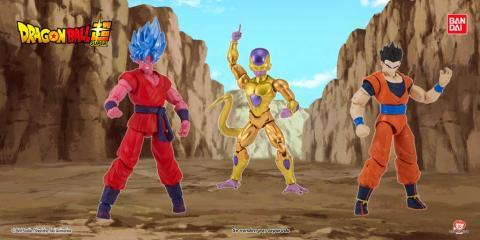 Dragon Ball Super figuras Dragon Stars Bandai