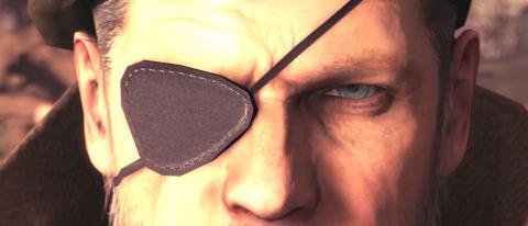 Metal Gear Solid V The Phantom Pain epílogo