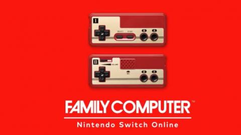 Nintendo Switch Online Famicom