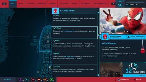 Spiderman PS4 Insomniac nuevo juego