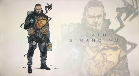 Personajes de Death Stranding