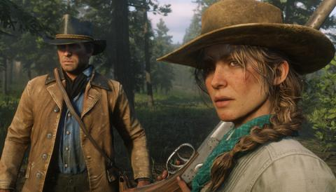 Red Dead Redemption 2 impresiones 13