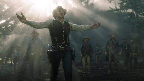 Red Dead Redemption 2 impresiones 5