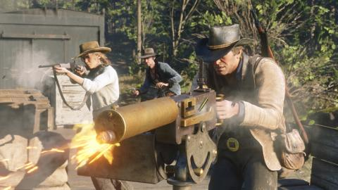 Red Dead Redemption 2 impresiones 7