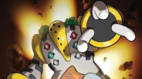 Regigigas Pokémon