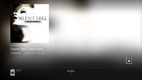 Silent Hill HD Collection PS4