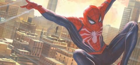 Spider-man, de Alex Ross