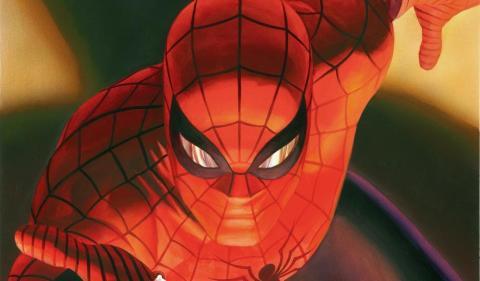 Spider-man, en los cómics