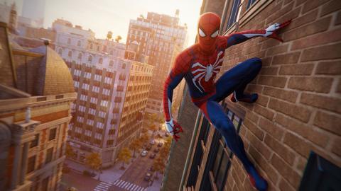 Spider-Man fotos secretas