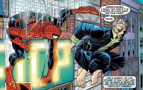 Spider-man: Saga del totem