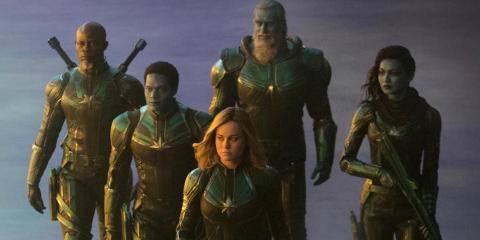 Starforce Capitana Marvel