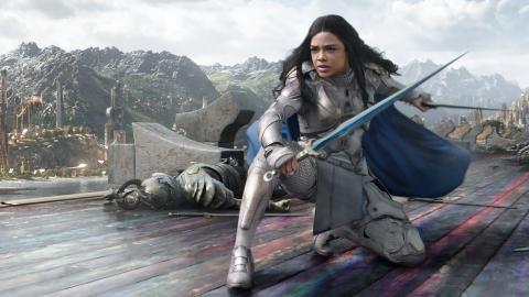 Valquiria en Thor: Ragnarok