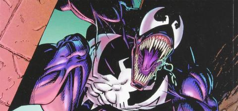 Veneno: Protector Lethal - El cómic mini-serie de Venom