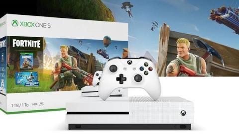 Xbox One S + Fortnite