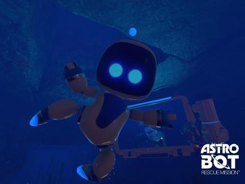 ASTRO BOT Rescue Mission 9