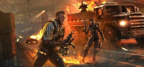 Call of Duty Black Ops IIII - Blackout