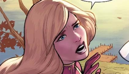 Capitana Marvel nuevo origen