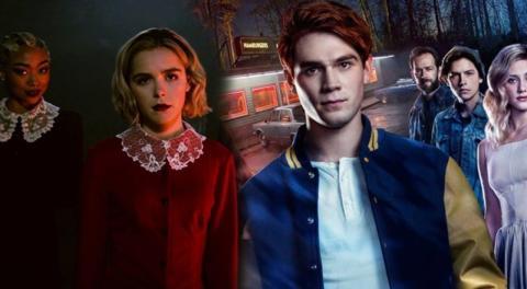 La conexión entre Las escalofriantes aventuras de Sabrina y Riverdale