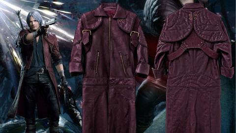 Devil May Cry 5 edición especial abrigo