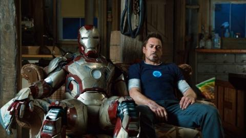 Errores UCM - Iron Man 3