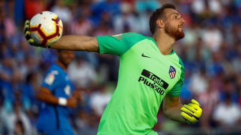 FIFA 19 - Porteros