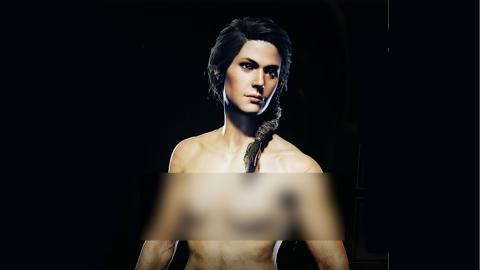Kassandra desnuda Assassins Creed Odyssey