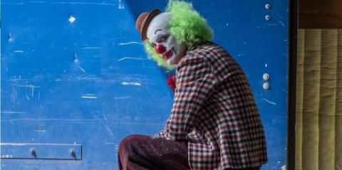Joaquin Phoenix en la película Joker