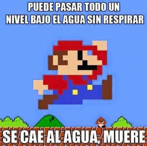 Memes videojuegos