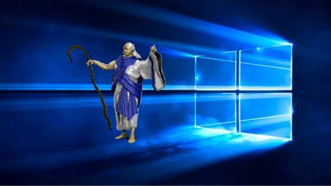Modo dios windows 10