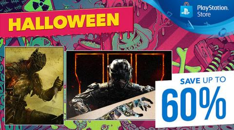 Ofertas Halloween PSN