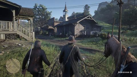 Red Dead Redemptio 2 review 28