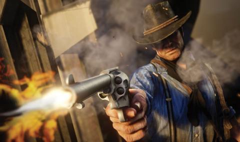 Red Dead Redemption 2 ventas