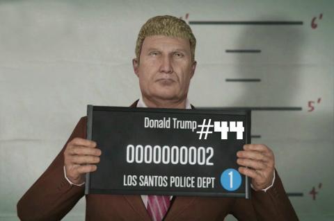 GTA 6 Donald Trump