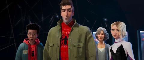 Spiderman PS4 Un Nuevo Universo