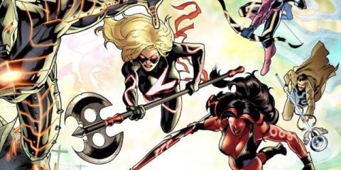 Vengadores 4 y su posible influencia con Miedo Encarnado
