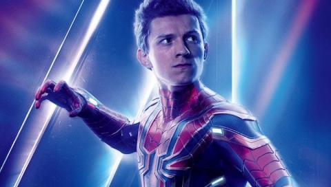 Vengadores 4 - Tom Holland