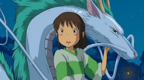 El Viaje de Chihiro saldrá a la venta en Blu-Ray