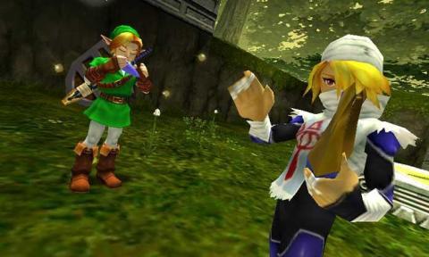 "1998 - ""The Legend of Zelda: Ocarina of Time"" (Nintendo 64) [RE]"