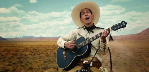 Buster Scruggs Ballad
