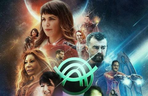 Cartel a lo Infinity War de Adelante Andalucía