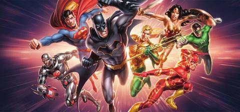 DC Universe Animated Original Movies: Todas las películas animadas de DC Comics