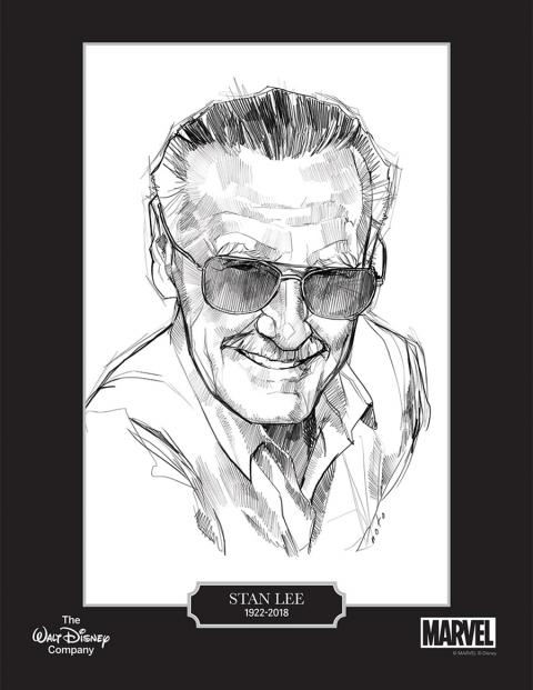 Despedida Stan Lee - Disney