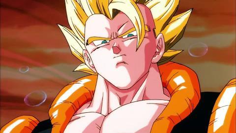 Dragon Ball Super Broly - Gogeta