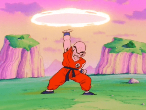 Dragon Ball Z capítulo 27